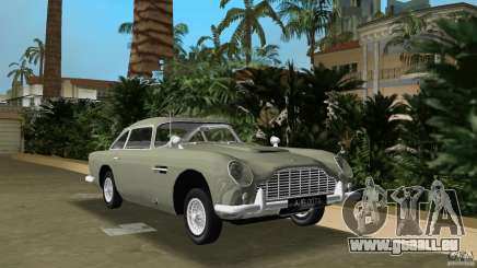 Aston Martin DB5 63-54 (JAMES BOND) pour GTA Vice City