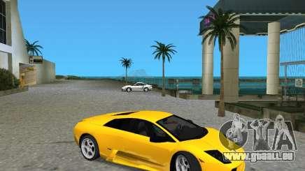 2005 Lamborghini Murcielago pour GTA Vice City