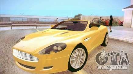 Aston Martin DB9 Volante v.1.0 für GTA San Andreas