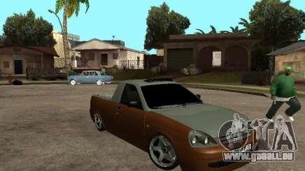 LADA 2170 Pickup pour GTA San Andreas