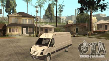 Volkswagen Crafter 2010 TDI pour GTA San Andreas