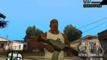 ACR de COD MW 2 pour GTA San Andreas