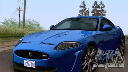 Jaguar XKR-S 2012 für GTA San Andreas