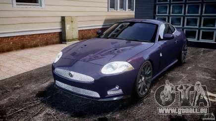 Jaguar XKR-S pour GTA 4