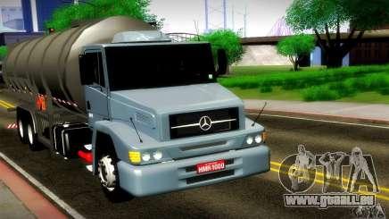 Mercedes-Benz L1620 Tanque für GTA San Andreas