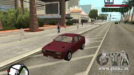 Maserati Ghibli für GTA San Andreas