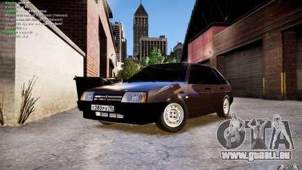 VAZ 2108 für GTA 4