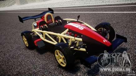 Ariel Atom 3 V8 2012 Custom Mugen für GTA 4