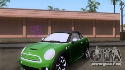 Mini Cooper Concept v1 2010 für GTA San Andreas