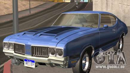 Oldsmobile 442 (fixed version) pour GTA San Andreas