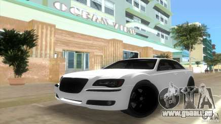 Chrysler 300C SRT V10 TT Black Revel 2011 pour GTA Vice City