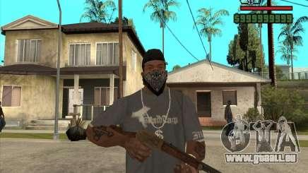 Carabine de chasse pour GTA San Andreas