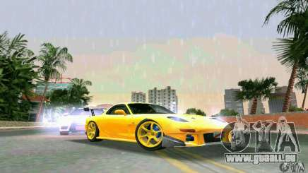 Mazda RX7 RE-Amemiya für GTA Vice City