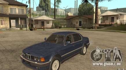 BMW 735Li e32 für GTA San Andreas