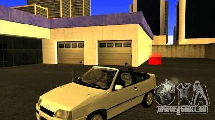 Chevrolet Kadett GSI 2.0 Conversivel (1991-1995) pour GTA San Andreas