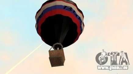 Ballon Witjas für GTA San Andreas