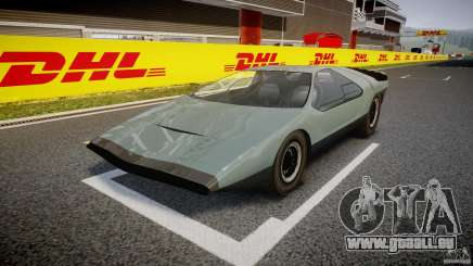 Alfa Romeo Carabo pour GTA 4