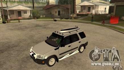 Honda CRV 1997 pour GTA San Andreas