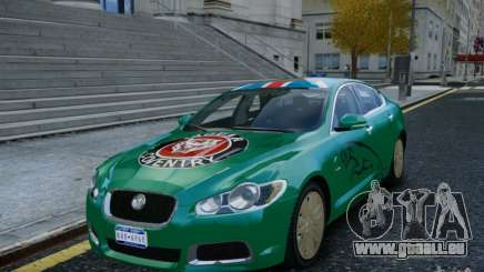 Jaguar XFR 2010 V.2.0 für GTA 4