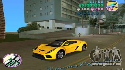 Saleen S5S Raptor pour GTA Vice City