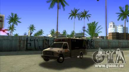 Ford E-350 Ambulance für GTA San Andreas