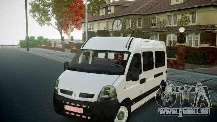 Renault Master für GTA 4