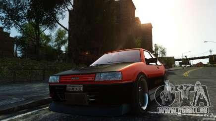 Futo GTRS pour GTA 4