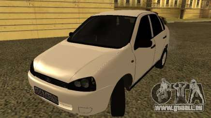 VAZ 1118 pour GTA San Andreas