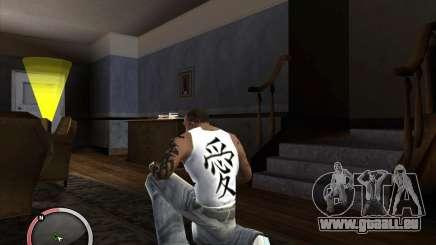 New Jersey pour CJ pour GTA San Andreas