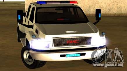 GMC Topkick C4500 für GTA San Andreas