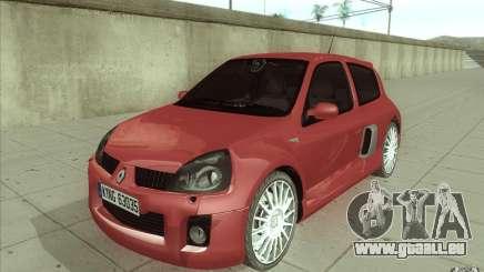 Renault Clio V6 für GTA San Andreas