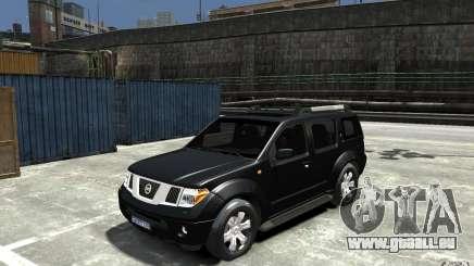 Nissan Pathfinder 2006 pour GTA 4