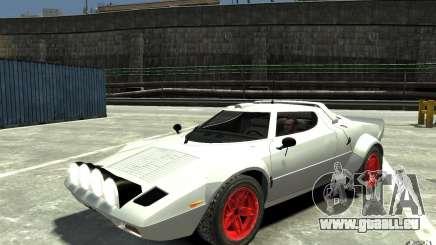 Lancia Stratos für GTA 4