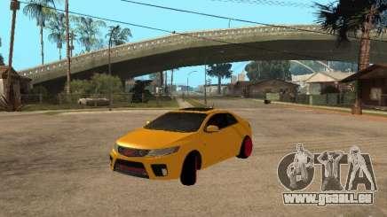 Kia Cerato Coupe JDM für GTA San Andreas