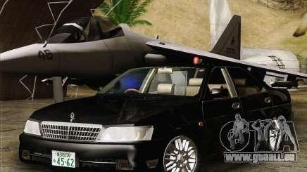 Nissan Laurel GC35 Kouki Unmarked Police Car für GTA San Andreas