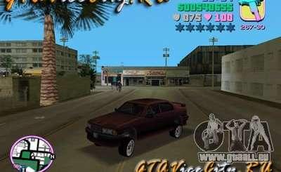 Ford von GTA 3 für GTA Vice City