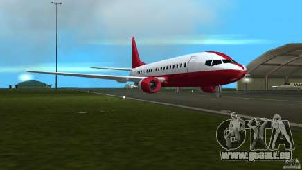 Boeing 737 für GTA Vice City