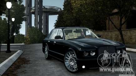 Bentley Arnage T v 2.0 für GTA 4