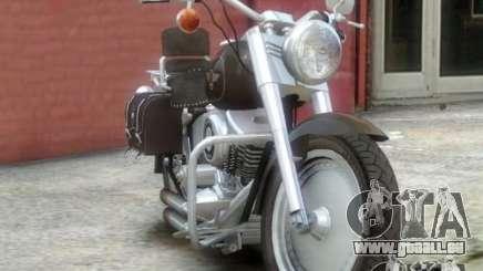 Harley Davidson FLSTF Fat Boy für GTA 4