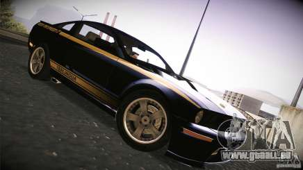 Shelby GT500 Terlingua pour GTA San Andreas