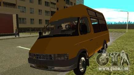 GAZ SPV ruta-16 pour GTA San Andreas