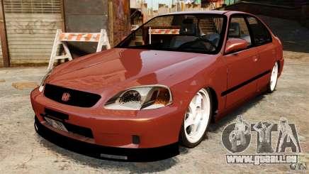 Honda Civic iES für GTA 4