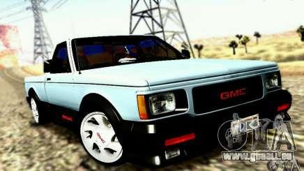 GMC Syclone Stock pour GTA San Andreas