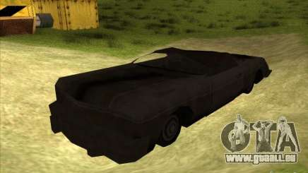 Real Ghostcar pour GTA San Andreas