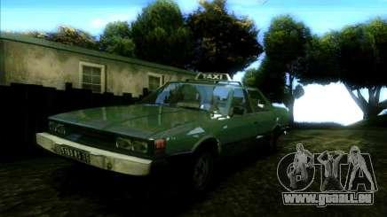 Un taxi de dri3r pour GTA San Andreas