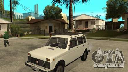 Niva Vaz 2131 pour GTA San Andreas