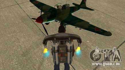 Il-2 m pour GTA San Andreas