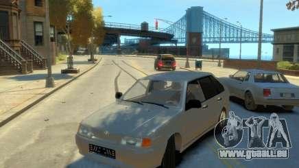 ВАЗ 2114 pour GTA 4