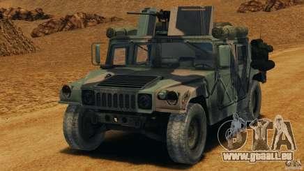 HMMWV M1114 v1.0 für GTA 4