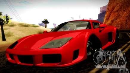 Noble M600 Final pour GTA San Andreas